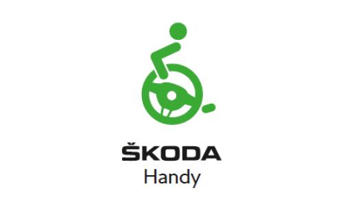 Jsme novým partnerem ŠKODA HANDY